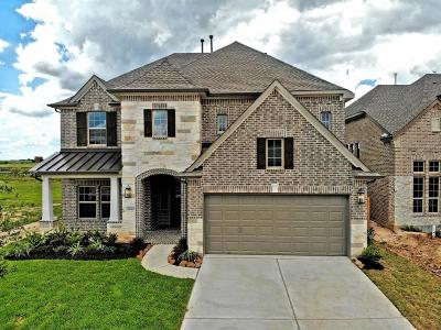 Brookshire Single Family Home For Sale: 9872 Western Sky Drive