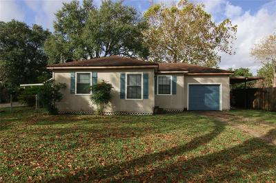 Santa Fe Single Family Home For Sale: 4418 Main Street