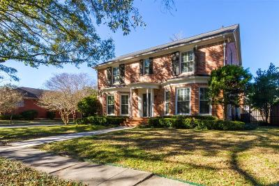 Houston Single Family Home For Sale: 1830 Bolsover Street