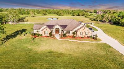 Rosharon Single Family Home For Sale: 16611 Suncreek Ranch