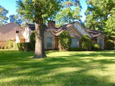 Houston Single Family Home For Sale: 1103 Kingsbridge Road