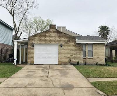 Channelview Single Family Home For Sale: 952 Willersley Lane