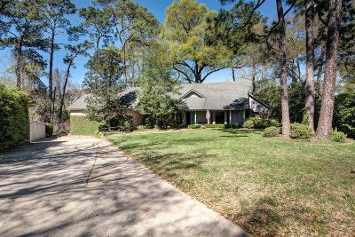 Hunters Creek Village Single Family Home For Sale: 7631 River Point Drive