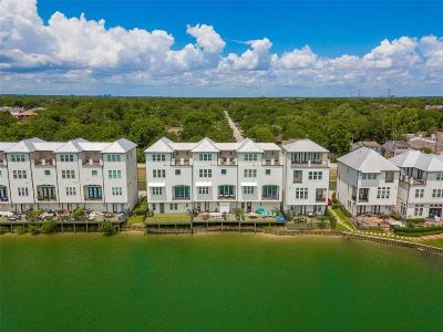 Houston Single Family Home For Sale: 2214 Lakeshore Edge Drive