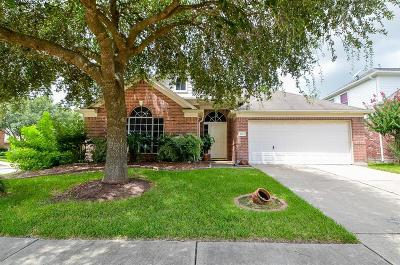 Katy Single Family Home For Sale: 3603 Corcoran Drive