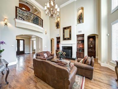 Houston Single Family Home For Sale: 135 Haversham Drive