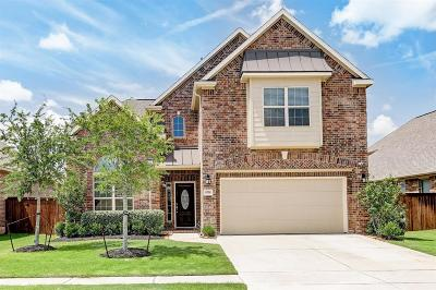 Katy Single Family Home For Sale: 6314 Deer Run Crossing