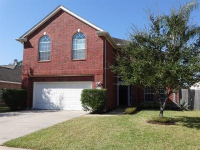 Galveston County Rental For Rent: 411 Cedar Point Drive