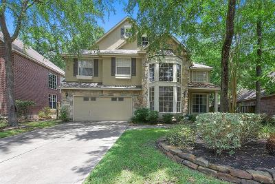 The Woodlands Single Family Home For Sale: 6 Redland Place