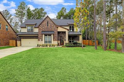 Tomball Single Family Home For Sale: 30707 Raleigh Creek Drive