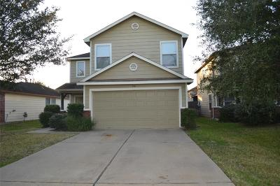Cypress Single Family Home For Sale: 7511 Yucca Field Drive