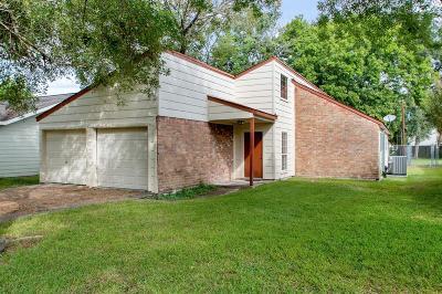 Houston Single Family Home For Sale: 9110 N Allegro Street