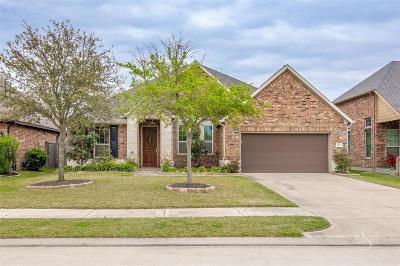 Fulshear Single Family Home For Sale: 4211 Brannon Branch Court