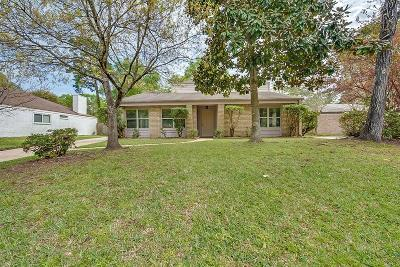 Houston Single Family Home For Sale: 3922 Maple Heights Drive