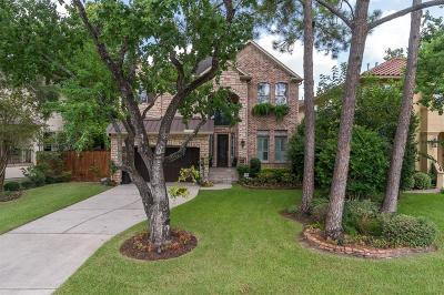 Houston Single Family Home For Sale: 5529 Huisache Street