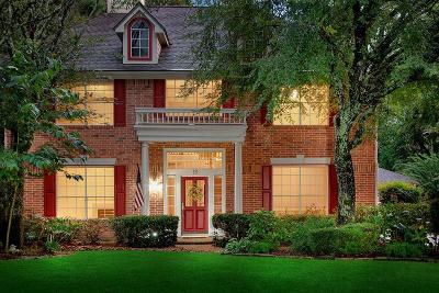 The Woodlands Single Family Home For Sale: 18 Treescape Circle