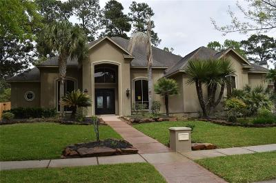 Kingwood Single Family Home For Sale: 8 Club Oak Court