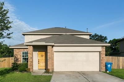 Rosenberg Single Family Home For Sale: 2214 Fallen Reed Lane