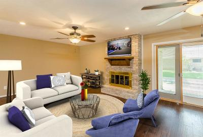 Richmond Single Family Home For Sale: 1703 Rock Fence Drive