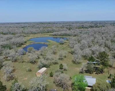 Weimar TX Farm & Ranch For Sale: $799,000