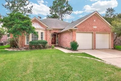 Cypress Single Family Home For Sale: 15731 Raleigh Oak Lane