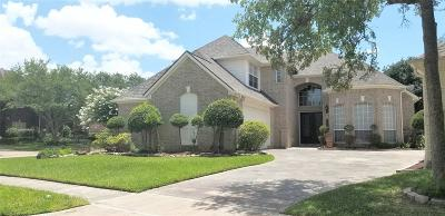 Houston Single Family Home For Sale: 14918 Redwood Cove Court