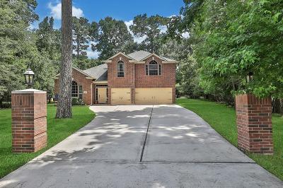 Magnolia Single Family Home For Sale: 802 Mackintosh Drive