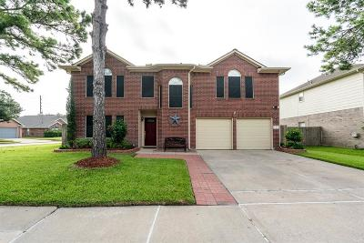 Cypress Single Family Home For Sale: 18103 Water Mill Drive