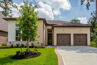 The Woodlands Single Family Home For Sale: 62 Madrone Terrace Place