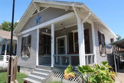 Galveston Single Family Home For Sale: 2216 44th Street