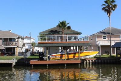 Bayou Vista Single Family Home For Sale: 341 Ling Street