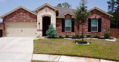 Single Family Home For Sale: 18111 Purcell Point Court