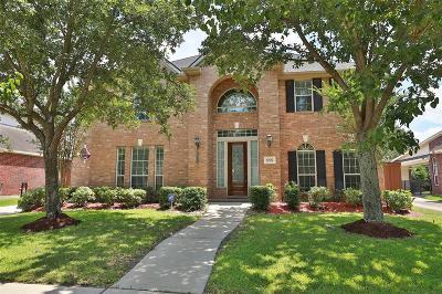 Single Family Home For Sale: 12519 Clover Walk Lane Lane