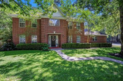 Conroe Single Family Home For Sale: 2401 Mustang Drive