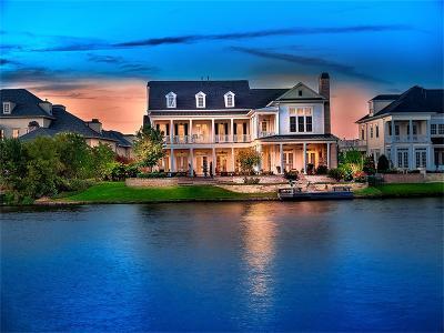 East Shore, East Shore/The Woodlands, The Woodlands East Shore Single Family Home For Sale: 19 E Shore Drive
