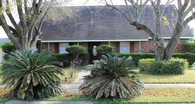 Pasadena Single Family Home For Sale: 3904 Ecuador Drive