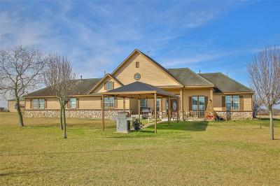 Waller Farm & Ranch For Sale: 17551 Mathis Road