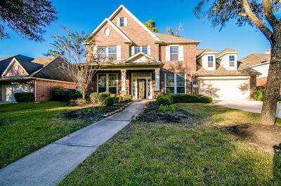 Humble Single Family Home For Sale: 7315 Stonebridge Creek Lane