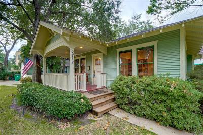 Houston Single Family Home For Sale: 2717 N Sabine Street