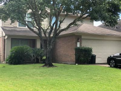 Cypress TX Single Family Home For Sale: $189,900