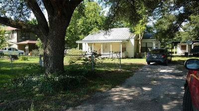 Trinity County Single Family Home For Sale: 308 Prospect Dr Drive