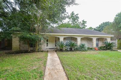Katy Single Family Home For Sale: 22115 Deville Drive