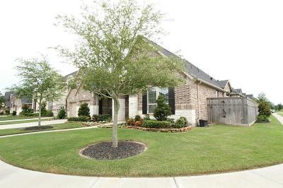 Fulshear Single Family Home For Sale: 6110 Fayette Springs Lane
