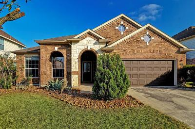 Tomball Single Family Home For Sale: 11618 Trail Point Drive