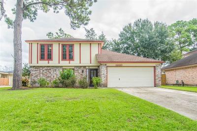 Houston Single Family Home For Sale: 12410 Sarti Street