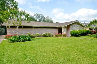 Houston Single Family Home For Sale: 5730 Wigton Drive