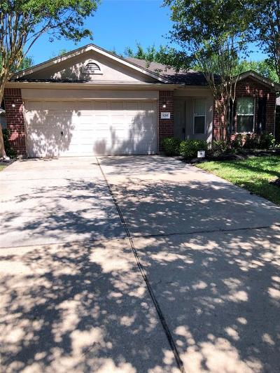 Houston Single Family Home For Sale: 10318 E Summit Canyon Drive