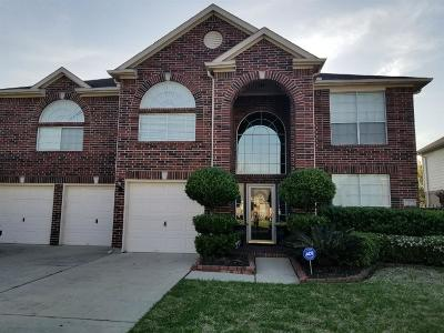 Harris County Single Family Home For Sale: 11107 Fairway Drive