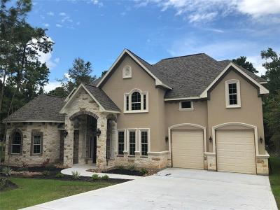 Montgomery Single Family Home For Sale: 129 Skipper Jack Drive