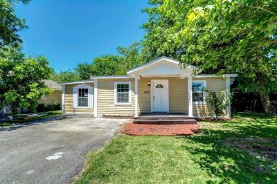 Deer Park Single Family Home For Sale: 7437 Aljean Lane